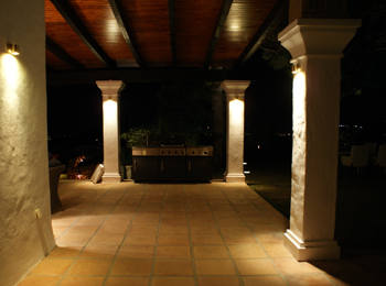 Garden Lighting Spain